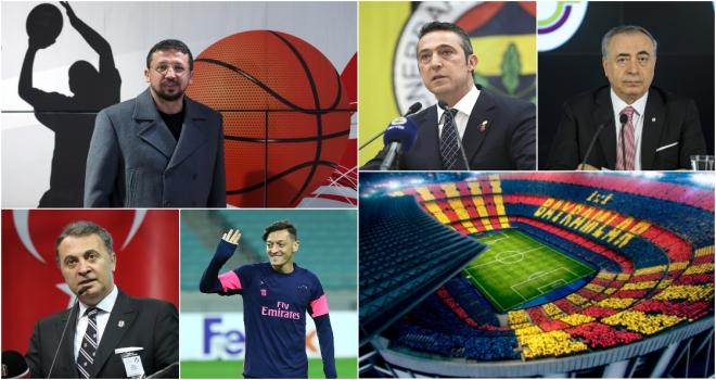 Trabzonsporda Ünal Karaman sözleşmeyi imzalıyor