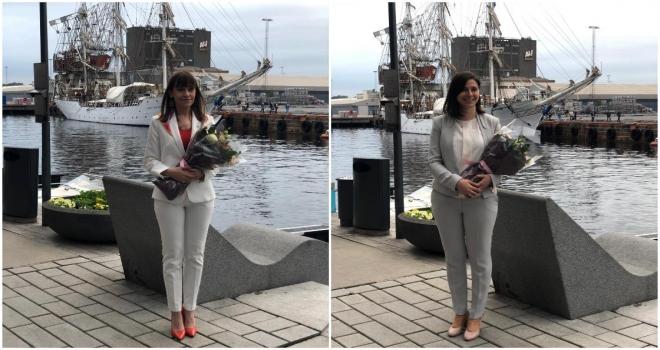 Denizcilikte 10 Başarılı Kadın listesinde 2 Türk