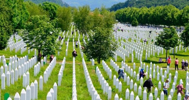 Bosna Hersekte Şehitler Günü
