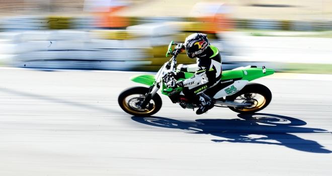 Türk motosikletçiler Avrupa arenasında