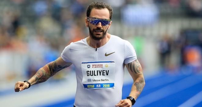 Milli atlet Guliyevden Romada dördüncülük