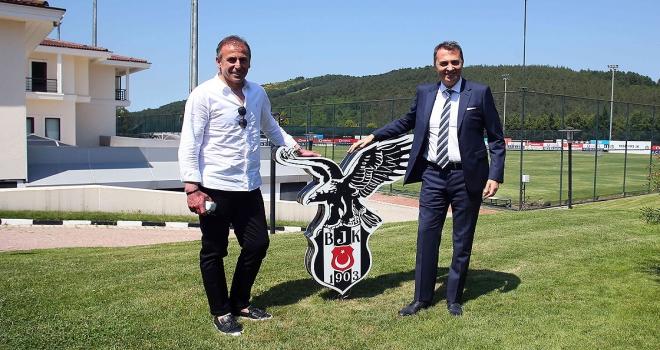 Beşiktaşta Abdullah Avcı dönemi başlıyor