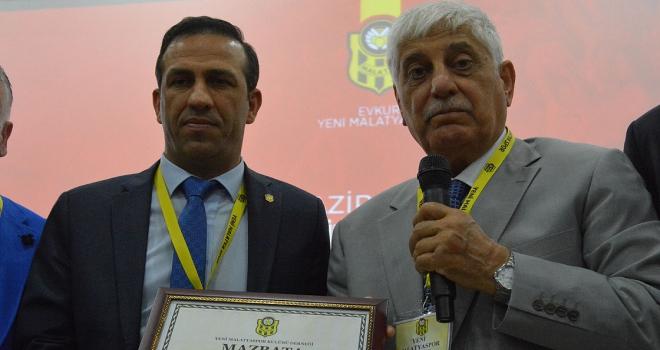 Evkur Yeni Malatyasporda Gevrek güven tazeledi