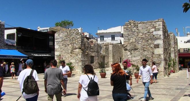 Bodrumda Aya Nikola Kilisesi restore edilecek