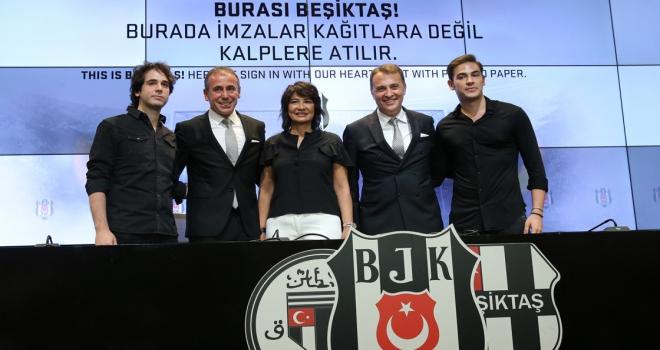 Beşiktaşta Abdullah Avcı dönemi resmen başladı
