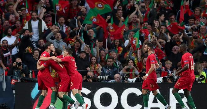 UEFA Uluslar Liginde şampiyon Portekiz oldu