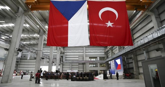 EnergoPro Türkiyede türbin fabrikası açtı