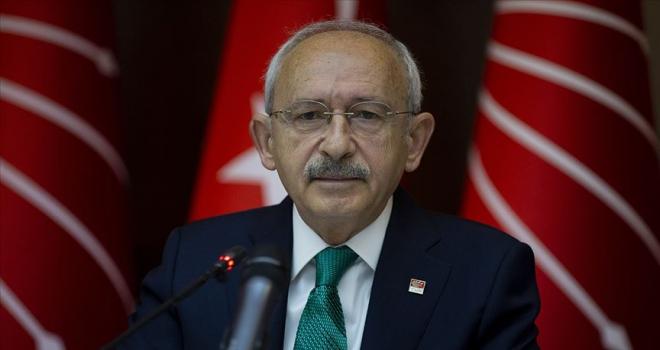 Kılıçdaroğlu, Neçirvan Barzaniyi tebrik etti