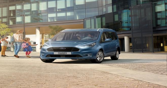 Yeni Ford Tourneo ve Transit Connect Türkiyede