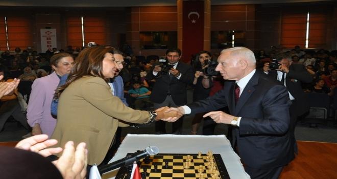 Satranç: 4. Başkent Üniversitesi Uluslararası Açık Turnuvası