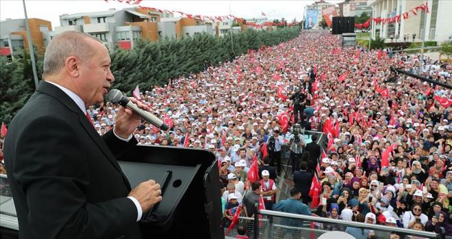 Cumhurbaşkanı Erdoğan: Mısırın uluslararası mahkemelerde yargılanması için gerekeni yapacağız
