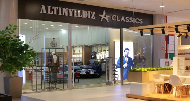 Altınyıldız Classics Özbekistanda ilk mağazasını açtı