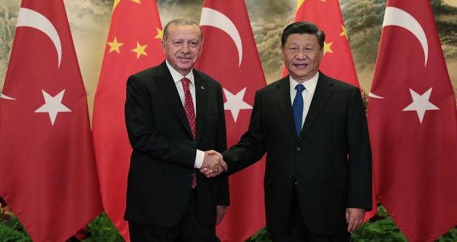 Cumhurbaşkanı Erdoğan: TürkiyeÇin iş birliğinin güçlendirilmesi için potansiyel büyük