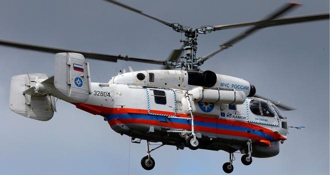 Rusya Ka32 helikopterlerinin Türkiyeye teslimatını tamamladı