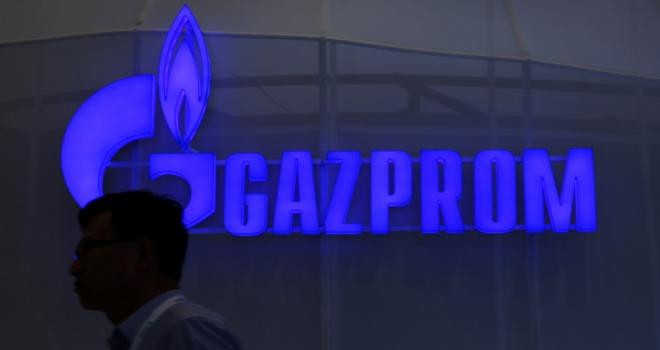 Gazpromun değeri 95 milyar doları buldu