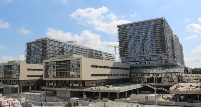 Başakşehir Şehir Hastanesi, İstanbul'u sağlığın başkenti yapacak