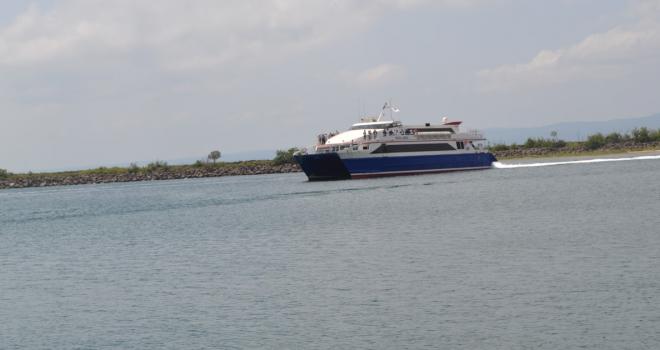 İDOnun TekirdağMarmara AdasıAvşa deniz otobüsü seferleri başladı