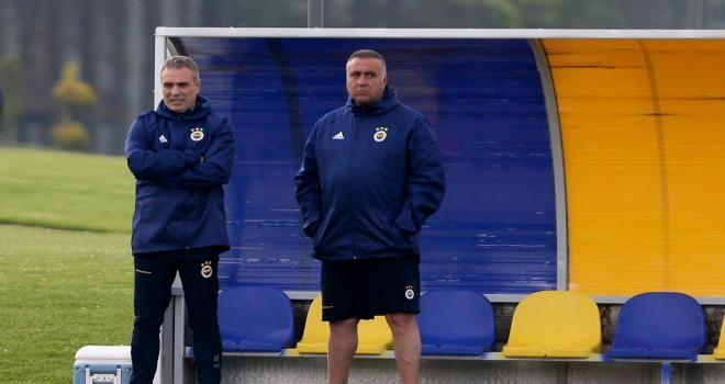 Fenerbahçe Teknik Direktörü Ersun Yanal: Fenerbahçenin hedefi zirvenin takımı olmaktır