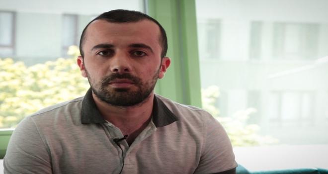 Azerbaycanlı hasta Ankarada nefes aldı