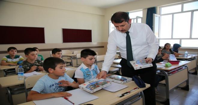 Spor Sivas Yaz Okulu başladı