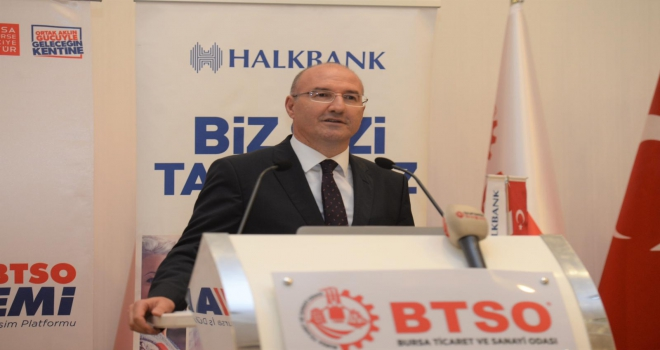 Halkbank, Bursada ticari kredilerini 14,6 milyar liraya taşıdı