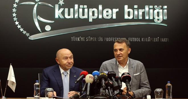 TFF Başkanı Özdemir: Kulüp Lisans Talimatı Türk futbolunun kurtuluş reçetesi olacaktır