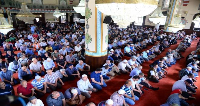 Kahramankazanda 15 Temmuz Demokrasi ve Milli Birlik Günü etkinlikleri