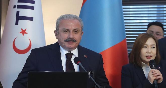 TBMM Başkanı Şentop: TİKA Türkiyenin en önemli markası haline geldi