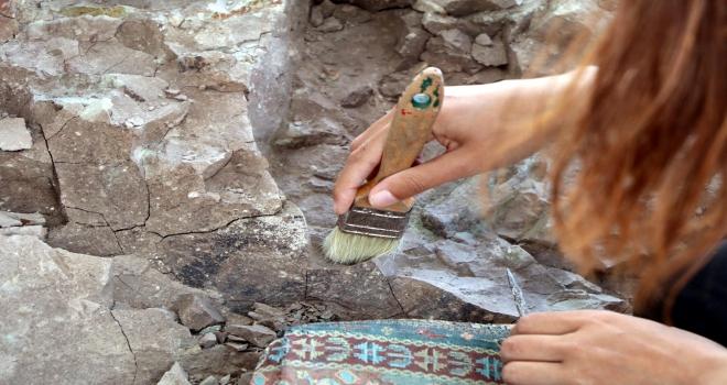 Çankırıda fosil kazıları