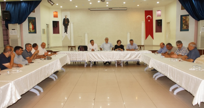 Uluslararası Çubuk Turşu ve Kültür Festivali için hazırlık sürüyor