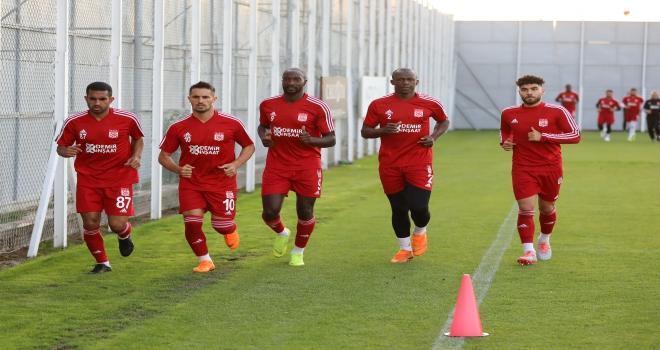 Sivassporda sezon hazırlıkları