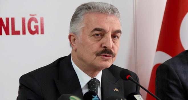 MHP Genel Sekreteri Büyükataman: Ülkü Ocaklarından haydut çıkmaz