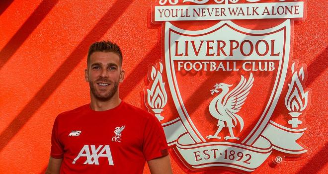 Liverpooldan kaleci transferi
