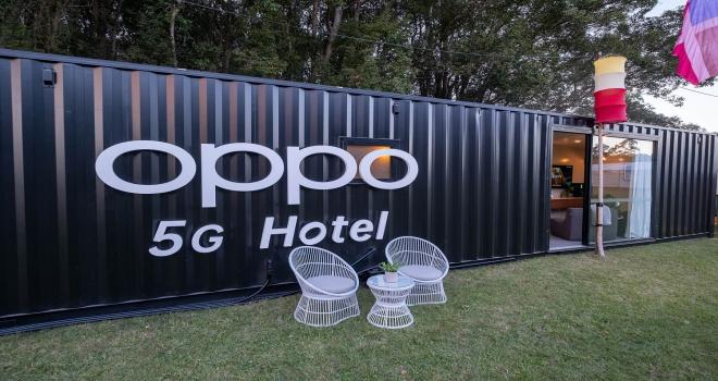 Dünyanın ilk 5G oteli açıldı