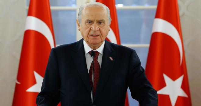 MHP Genel Başkanı Bahçeli: Milli beka ve huzurumuzu asla kurban vermeyeceğiz