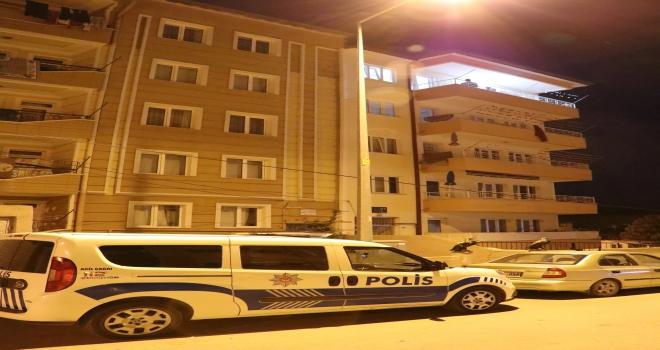 Sivasta 5. kattan düşen çocuk ağır yaralandı