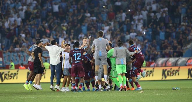 Trabzonsporun UEFA Avrupa Ligindeki rakibi belli oldu