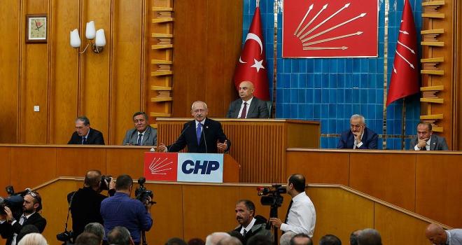 CHP Genel Başkanı Kılıçdaroğlu: Amerikadaki politikacıların tavrı vicdanımızı rahatsız ediyor