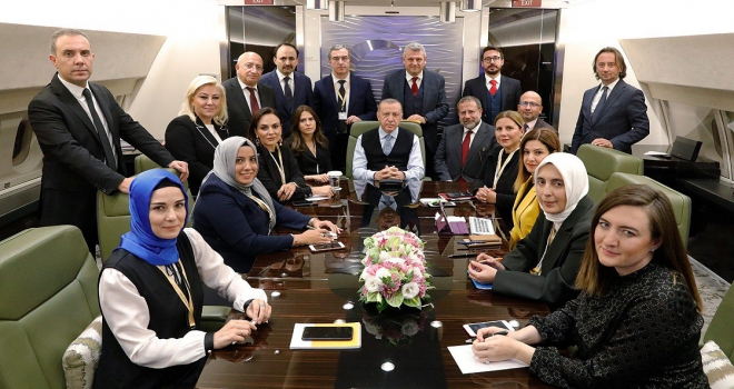 Cumhurbaşkanı Erdoğan: Anlaşma ile terör koridoruna darbe vurduk