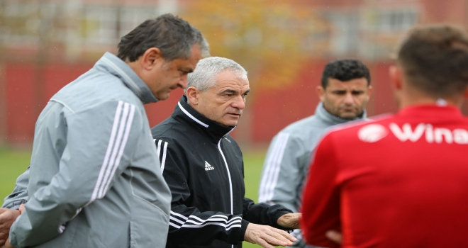 Sivassporda Denizlispor maçı hazırlıkları