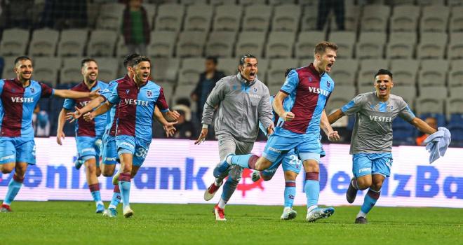 Trabzonspor zirve takibini sürdürmek istiyor