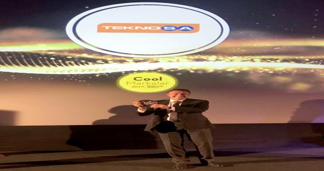 Teknosa, Türkiyenin en cool teknoloji marketi seçildi