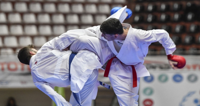 Diyarbakırda ilk kez Türkiye Karate Şampiyonası düzenlenecek
