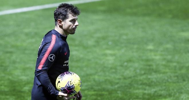 A Milli Futbol Takımı Kaptanı Emre Belözoğlu: Bu takım içerisinde olmak benim için büyük bir şeref