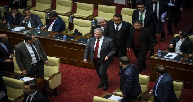 ASKİnin 350 milyon lira borçlanma teklifi reddedildi