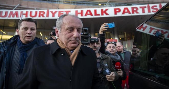 Kılıçdaroğlu ile İnce görüştü