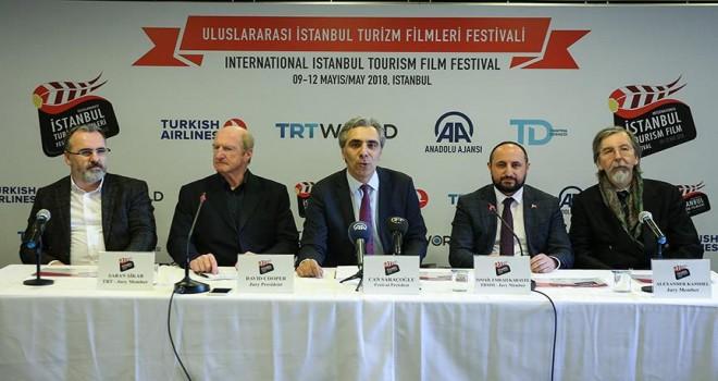 Uluslararası İstanbul Turizm Filmleri Festivali 9 Mayıs'ta başlıyor