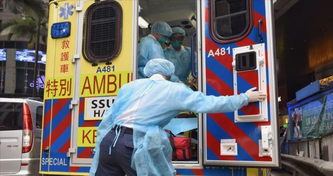 Salgınında can kaybı 80, enfekte sayısı 2 bin 744'e yükseldi