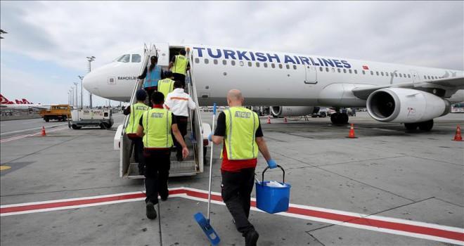 Atatürk Havalimanı'nın 'zamana karşı yarışan' emekçileri
