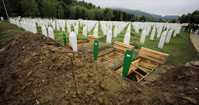 33 Srebrenitsa kurbanı bugün toprağa verilecek